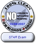 STAR Exam 100% Clean Certified by Downloads-Portal